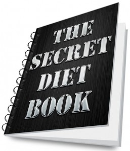 THE SECRET DIET BOOK